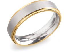 Boccia Titanium Titanový prsten 0134-05 66 mm