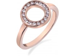 Hot Diamonds Prsten Emozioni Saturno Rose Gold ER002 52 mm