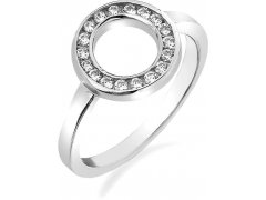 Hot Diamonds Prsten Emozioni Saturno Silver ER001 57 mm