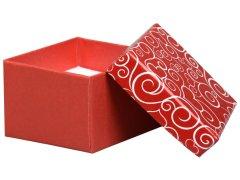 JK Box Romantická dárková krabička na prsten VE-3 A7 a082608296e