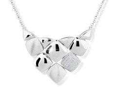 Modesi Designový náhrdelník ze stříbra M43047