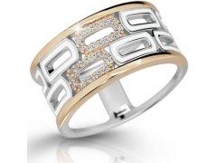 Modesi Exklusivní stříbrný prsten M11074 58 mm
