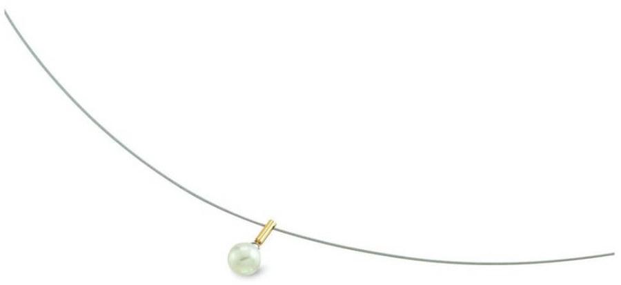 Boccia Titanium Dámský titanový přívěsek s perlou 08036-02