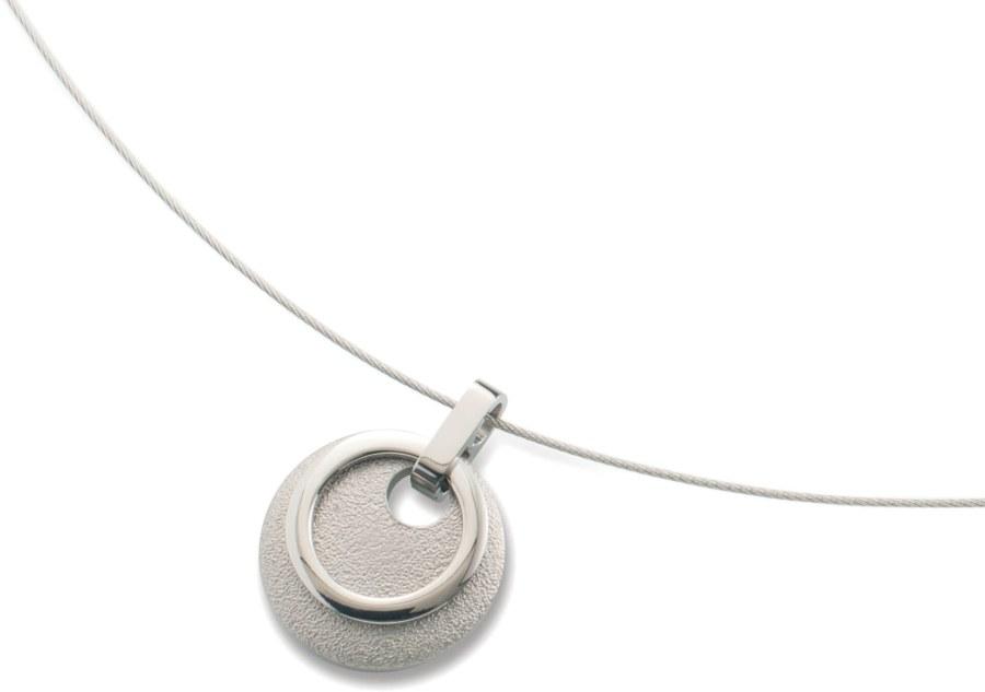Boccia Titanium Přívěsek z titanu 0789-01 - Šperky Přívěsky