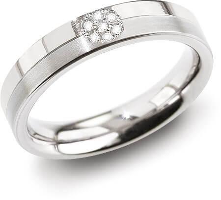 Boccia Titanium Prsten 0129-05 59 mm - Šperky Prsteny