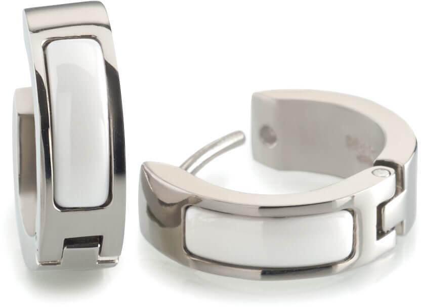 Boccia Titanium Titanové kroužky 0593-01 - Šperky Náušnice