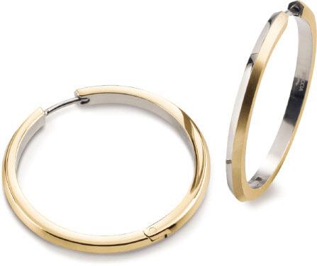 Boccia Titanium Titanové kruhy 0571-02 - Šperky Náušnice