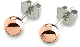 Boccia Titanium Titanové náušnice 0504-02 - Šperky Náušnice