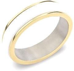 Boccia Titanium Titanovo-keramický prsten 0132-03 54 mm