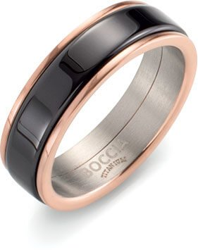 Boccia Titanium Titanový prsten 0132-04 58 mm - Prsteny snubní