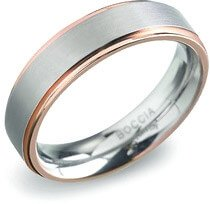 Boccia Titanium Titanový prsten 0134-03 57 mm - Prsteny snubní