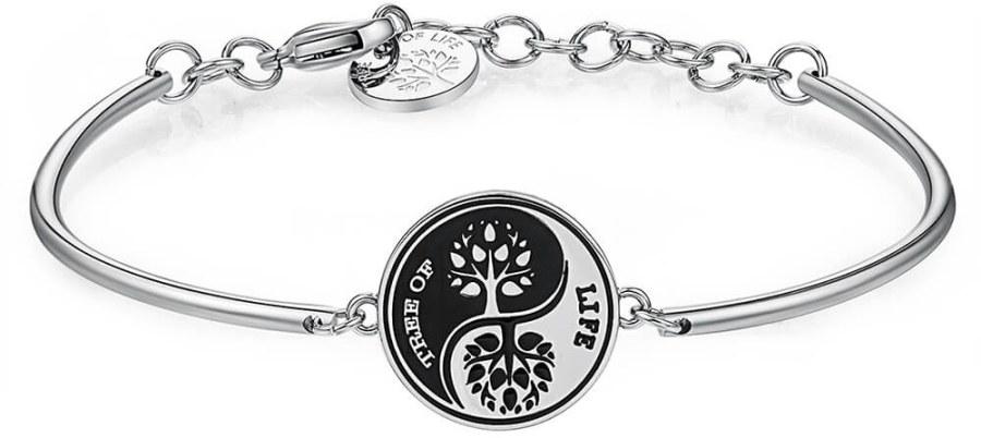 Brosway Ocelový náramek Tree of Life Chakra BHK267