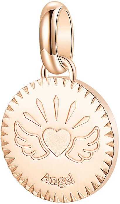 Brosway Ocelový přívěsek anděl Très Jolie BTJM183