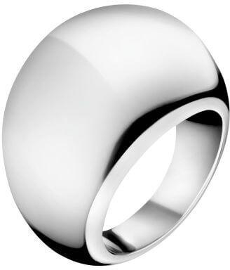 Calvin Klein Ocelový prsten Ellipse KJ3QMR0001 57 mm - Šperky Prsteny
