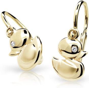 Cutie Jewellery Dětské náušnice C1954-10-10-X-1 - Šperky Náušnice