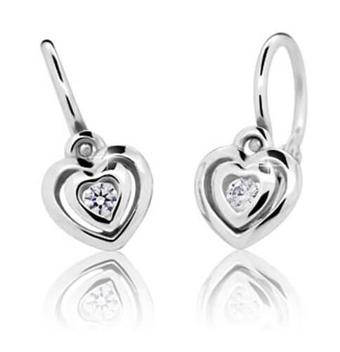 Cutie Jewellery Dětské náušnice C2177-10-10-X-2 - Šperky Náušnice