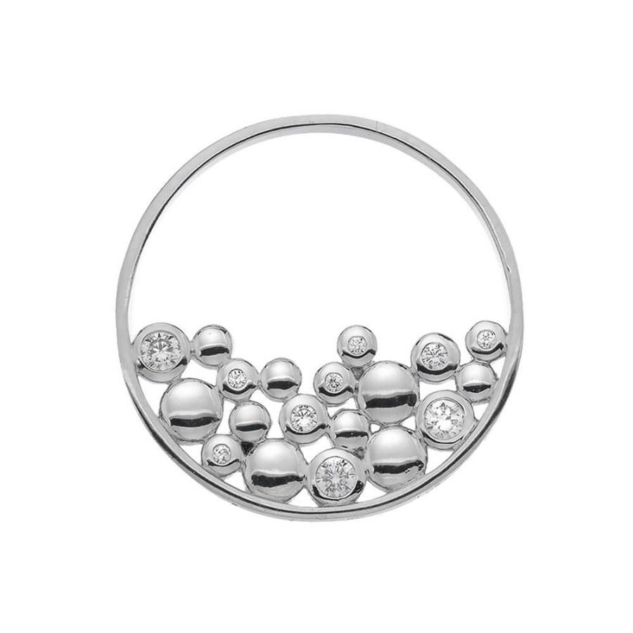 Hot Diamonds Přívěsek Emozioni Nettare Coin EC486-EC487 33 mm