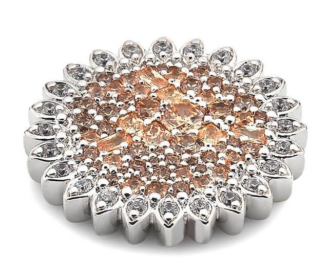 Hot Diamonds Přívěsek Emozioni Spirzzare Coin EC462-EC463 25 mm