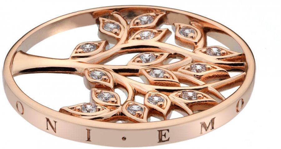 Hot Diamonds Přívěsek Emozioni Tree Of Life EC309-EC308 25 mm