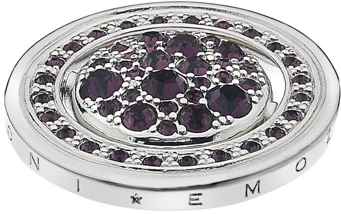 Hot Diamonds Přívěsek Hot Diamonds Emozioni Alba e Tramonto Coin EC246-252 33 mm