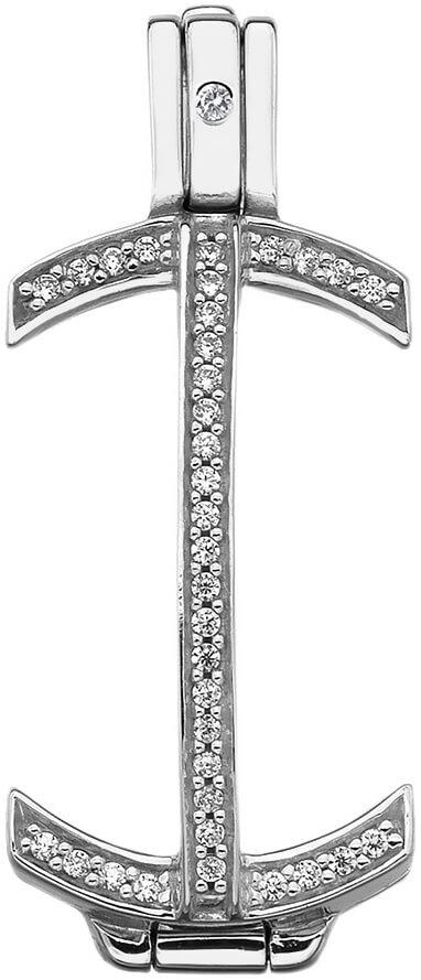 Hot Diamonds Stříbrný přívěsek Emozioni Carezza Coin Keeper EK047 48 EK047