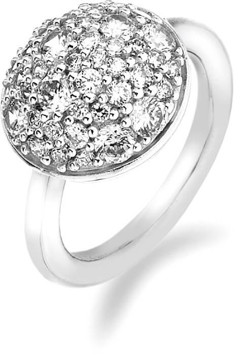 Hot Diamonds Prsten Emozioni Laghetto Bouquet ER011 56 mm - Šperky Prsteny