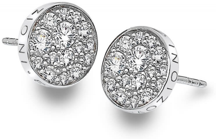 Hot Diamonds Stříbrné náušnice Hot Diamonds Emozioni Scintilla DE456