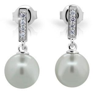 Modesi Náušnice JA23985JVP-Z - Šperky Náušnice