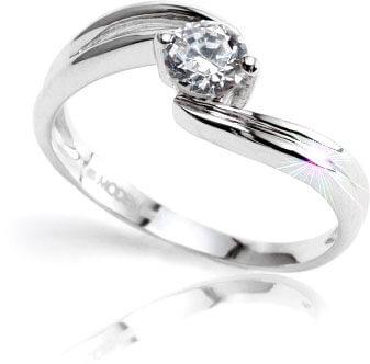 Modesi Zásnubní prsten Q8329L 54 mm