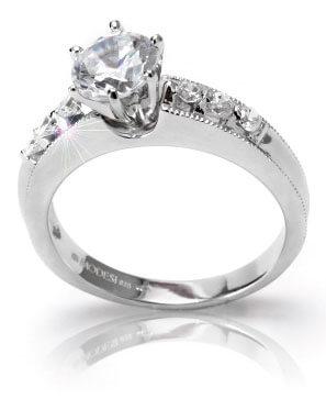 Modesi Zásnubní prsten QJRY4059L 57 mm