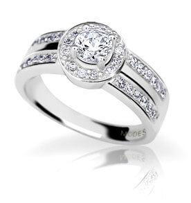 Modesi Prsten WAIYT-R 58 mm - Šperky Prsteny