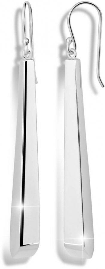 Modesi Stříbrné náušnice M26014