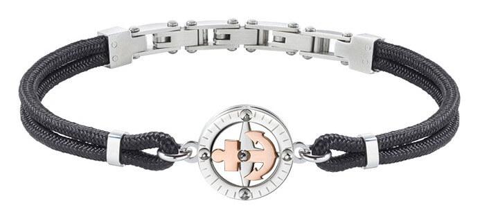 Morellato Náramek s motivem kompasu Versilia SAHB06 - Šperky Náramky