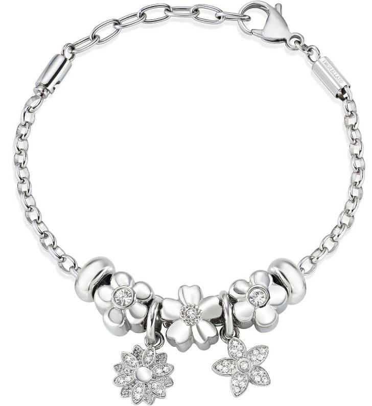 Morellato Ocelový náramek Drops Jewel SCZ737 - Šperky Náramky