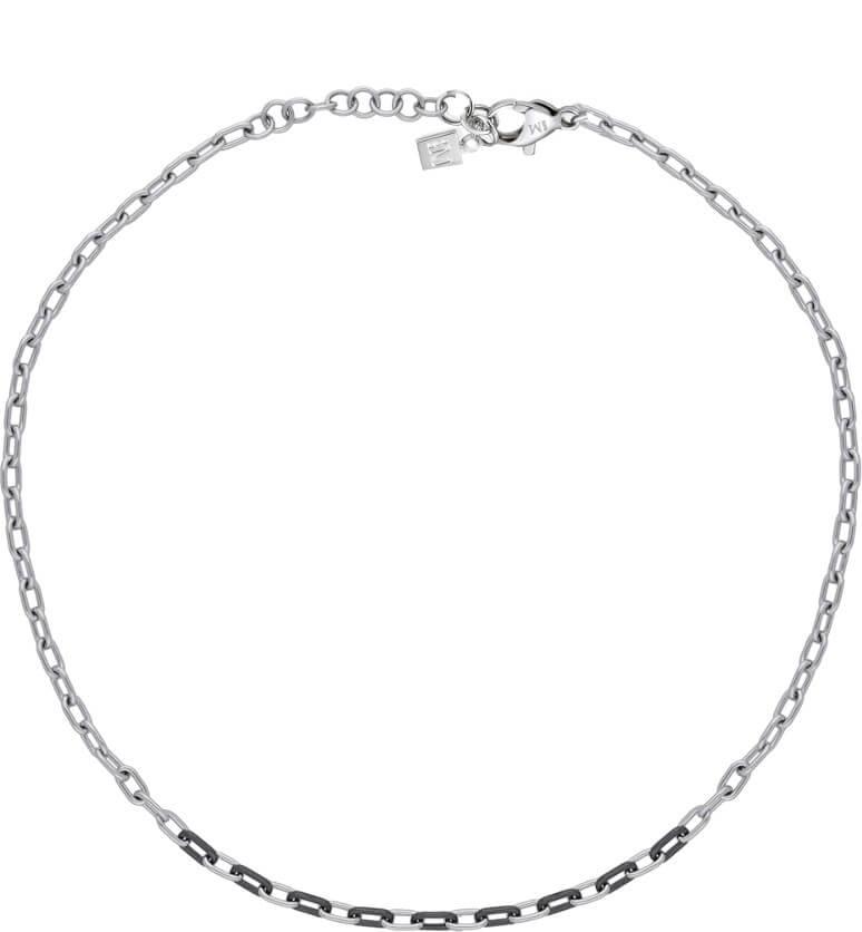 Morellato Pánský ocelový náhrdelník Cross SAHU02 - Šperky Náhrdelníky
