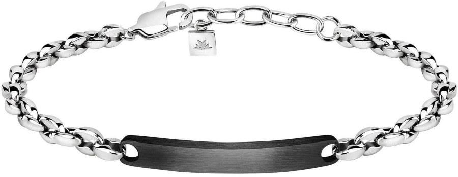 Morellato Pánský ocelový náramek Cross SKR52