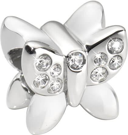 Morellato Ocelový přívěsek Drops Volare Butterfly SCZ205 - Šperky Přívěsky