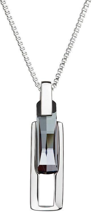 Preciosa Náhrdelník Barry Chrome 7080 40 - Šperky Náhrdelníky