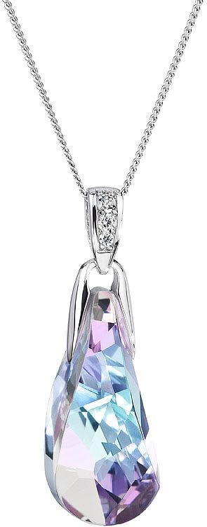 Preciosa Náhrdelník Crystal Beauty Vitrail Light 6800 43