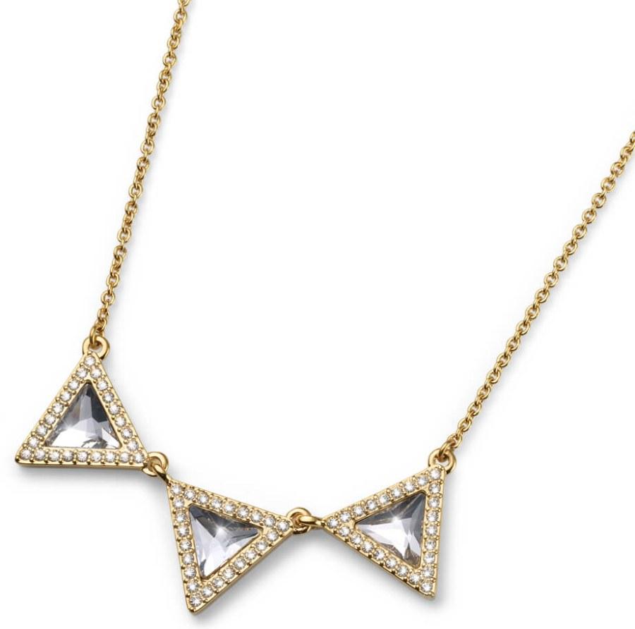 Oliver Weber Elegantní náhrdelník Magic 11624G - Šperky Náhrdelníky