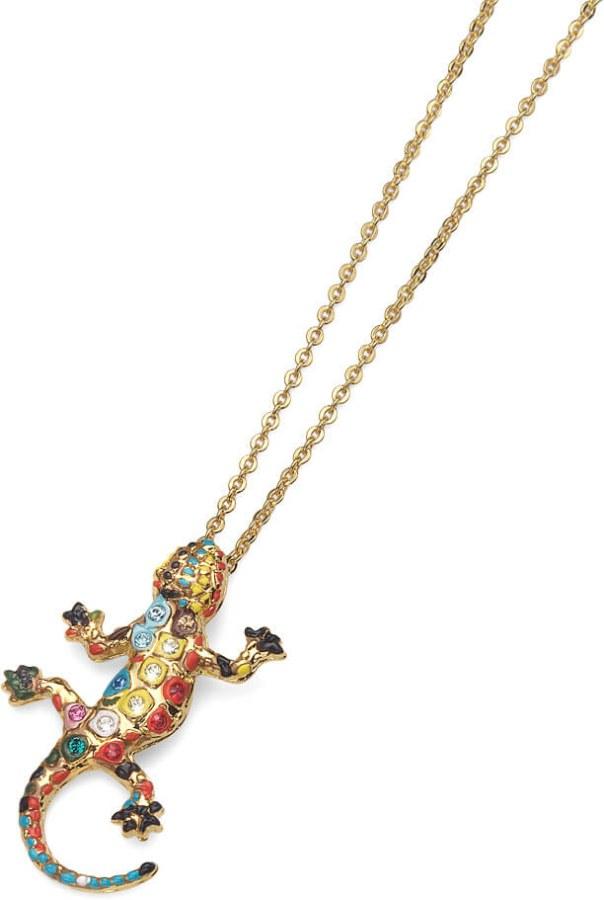 Oliver Weber Náhrdelník Gaudí Drac Small 11571G - Šperky Náhrdelníky