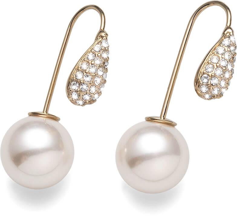 Oliver Weber Náušnice Dual 22417G - Šperky Náušnice