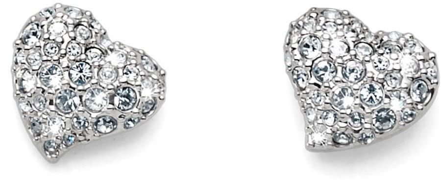 Oliver Weber Náušnice s krystaly Swarovski Darling 9949 - Šperky Náušnice
