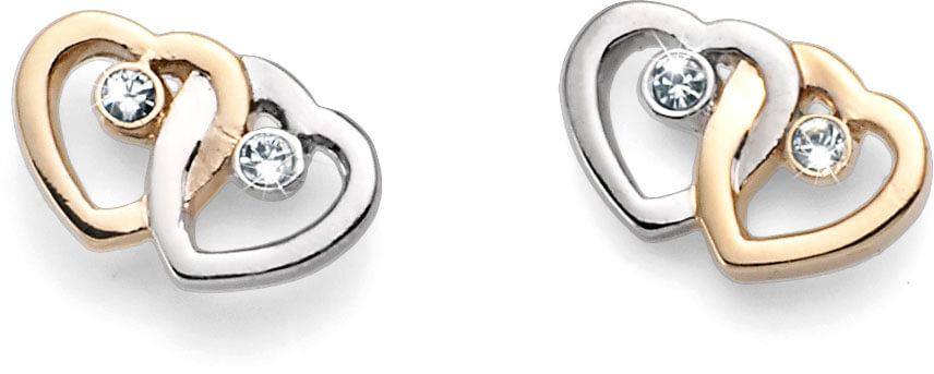 Oliver Weber Náušnice s krystaly Swarovski Mine 9952 - Šperky Náušnice