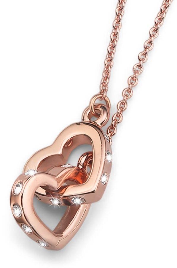 Oliver Weber Rozkošný náhrdelník Fond 11615RG - Šperky Náhrdelníky