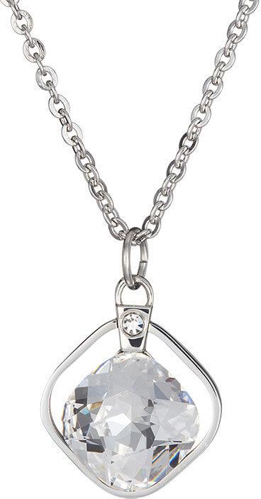 Preciosa Náhrdelník Ella s čirými krystaly 7240 00