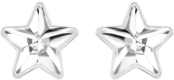 Preciosa Ocelové náušnice s hvězdičkou Virgo 7343 00