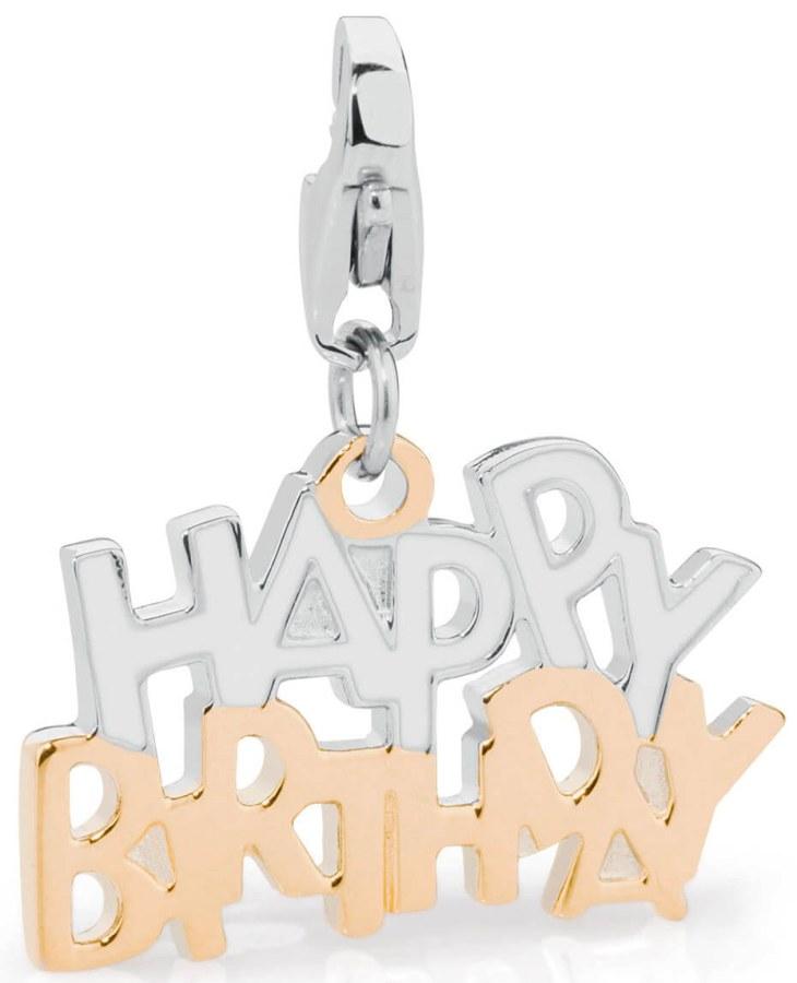 S`Agapõ Přívěsek Happy Birthday SHA80
