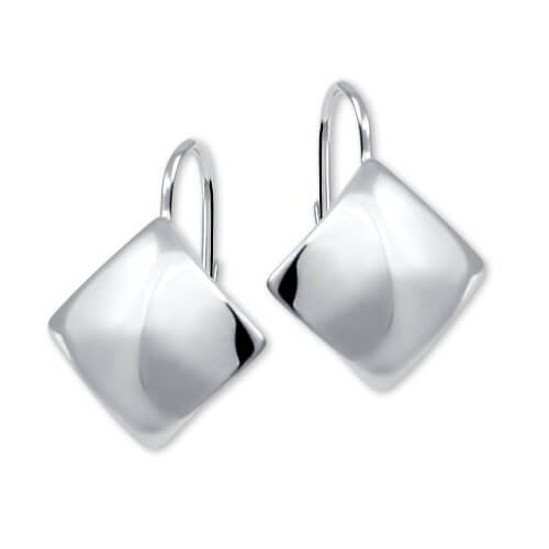 Brilio Silver Stříbrné náušnice 431 001 02659 04