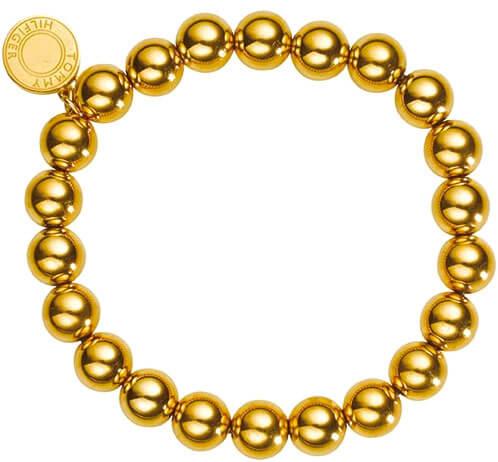 Tommy Hilfiger Zlatý náramek z ocelových kuliček TH2700502